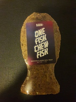 One Fish Chew Fish chicken dog  treat