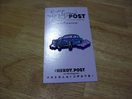 Harry Potter Weasley Family Ford Anglia Pin