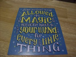 Harry Potter Molly Weasley Quote Print
