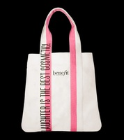 Benefit Tote: Laughter is the Best Cosmetic