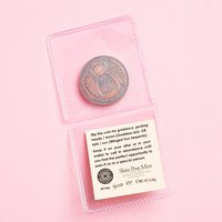 Shire Post Mint Coin from Goddess Provisions
