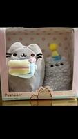 Pusheen Birthday Plush Set