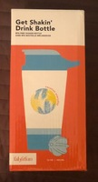 FFF Logo Get Shakin' Drink Bottle