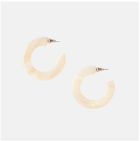 Machete Kate Hoops in Opal