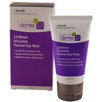 Derma 10 Min. Oil Control Clay Mask by c. booth