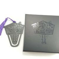 Baba Yaga Ornamental Keepsake Bookmark