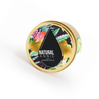 NaturalAnnie Essentials Travel Candle