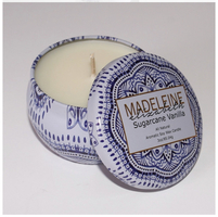 Madeleine Elizabeth All-Natural Soy Wax Candle