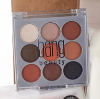 Bang Beauty Warm Neutral Eyeshadow Palette