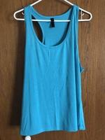 Nouveau Turquoise pajama top