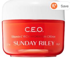 Sunday Riley C.E.O Vitamin C Rich Hydration Cream