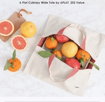 Culinary Wide Tote by APLAT