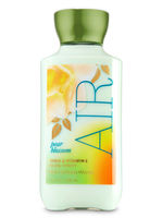 Air pear blossom body lotion