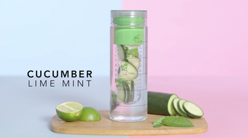 FabFitFun Fruit H2O Tumbler Fruit Infuser
