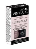 CND Vinylux Mini Duo Romantique Polish and Top Coat