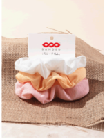 BANDED Scrunchie 3-pack