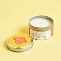 Lollia Summer of 1982 Travel Candle