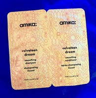 Amika Velveteen Dream Smoothing Shampoo & Conditioner