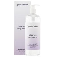 Grace + Stella Aloe Vera Gel