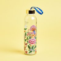 Margot Elena glass water bottle