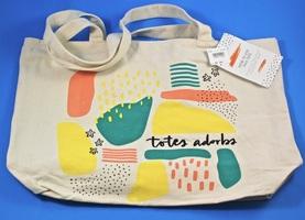 Totes Adorbs Canvas Tote Bag