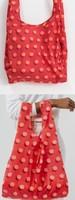Baggu Standard: Red Disco Dots