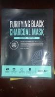 Soo ae Purifying black charcoal mask