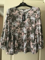 Cents of style Annabelle blouse