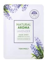 Natural Aroma Lavendar Mask Sheet