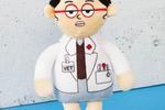 Dr. Vivian Van De Fluff