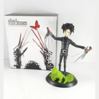 Edward Scissorhands Master Sculptor Figurine