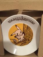 Pokémon ceramic plate