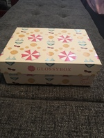 Glossybox-just the box