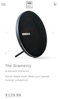 LSTN Gramercy Wireless Speaker