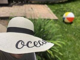 Oceanista sun hat