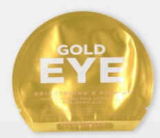Vitamasques Gold Eye Mask