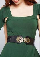 Decorated Waist Stretch Belt