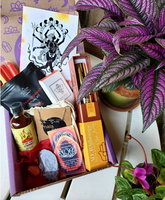 Entire July 2019 Goddess Provisions Fire of Transformation box