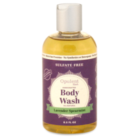 Opulant Brands Lavender Spearmint Body Wash