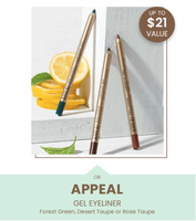 Appeal Cosmetics Gel Liner