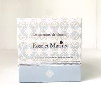 Rose Et Marius Scented Tile in Mint