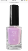 Trust Fund Beauty nail polish in Where's My Money