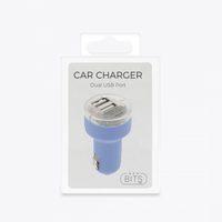 Dual USB port car charger