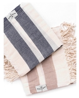 Fair Seas Supply Co. Turkish Towel in Sand or Sea