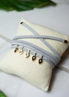 Jules Smith Eclipe Wrap bracelet
