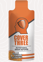 Cover Three CTE Nutritional Brain Defense Supplement
