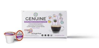 Genuine Healthy Coffee K-Cups Pods -medium roast