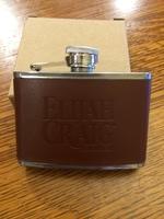 Elijah Craig flask