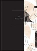 She Creates Journal by compendium
