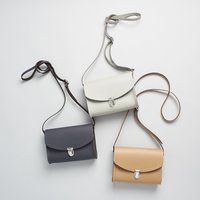 The Cambridge Satchel Company Push Lock Purse